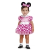 Mickey Mouse Clubhouse - Pink Minnie Mouse Infant Costume